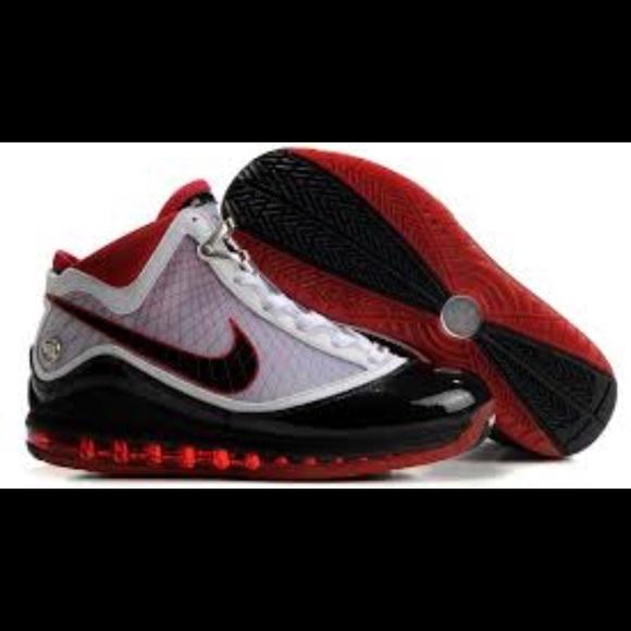 a643f87e46dc6 LeBron James basketball shoes Air Max. Nike